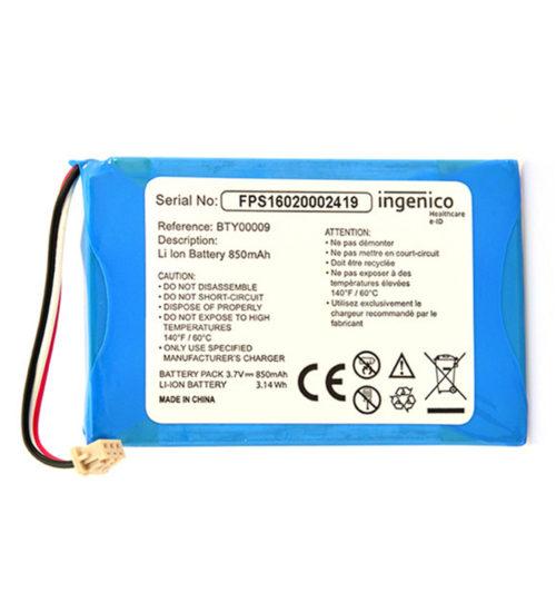 Batterie-Lecteur-portatif-VitalAct-3s-OLAQIN-Neuve-Sesamxpert