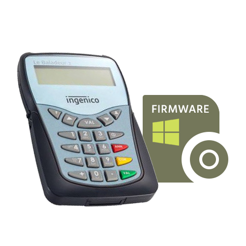 FIRMWARE Baladeur 2 - V4.10 WINDOWS