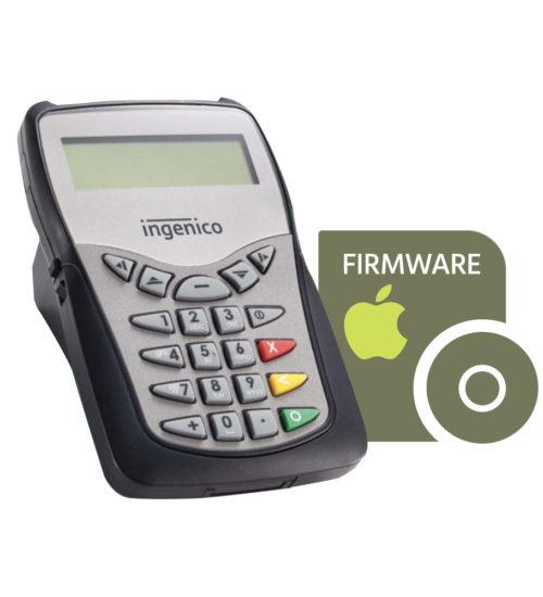 FIRMWARE INGENICO SET 2 - V4.01 MAC