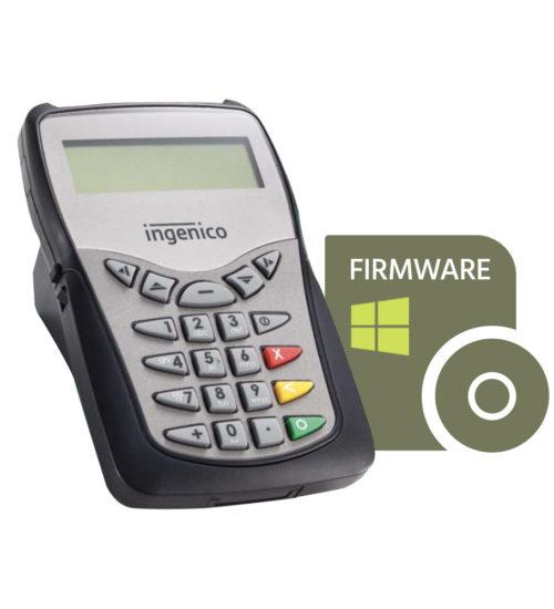 FIRMWARE INGENICO SET 2 - V4.01 WINDOWS